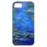 Monet Water Lilies v4 iPhone 5 Covers