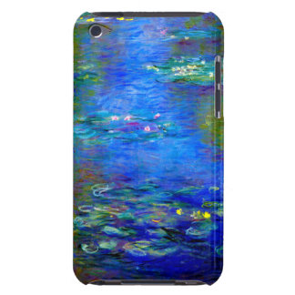 Monet Water Lilies v4 iPod Case-Mate Case