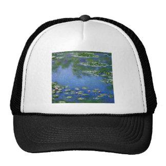 Monet Water Lillies Cap