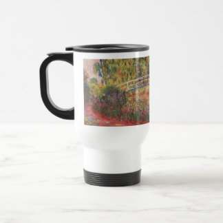 MONET Water Lily Pond: WATER IRISES Mug