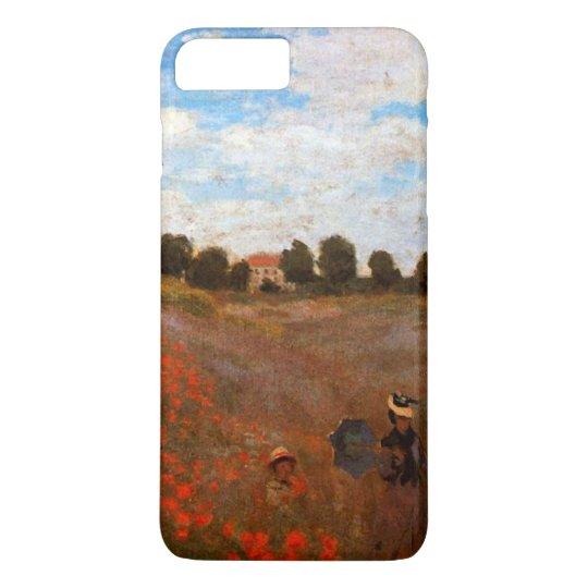 Monet - Wild Poppies iPhone 8 Plus/7 Plus