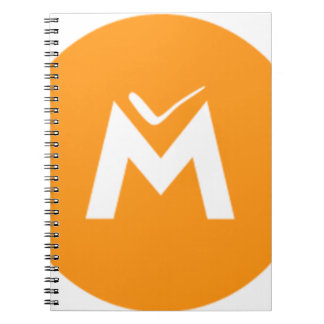 MonetaryUnit for Me, U, Everybody Spiral Notebook