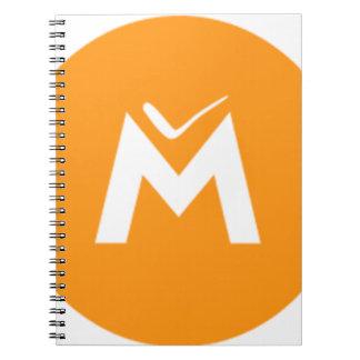 MonetaryUnit for Me, U, Everybody Spiral Notebooks