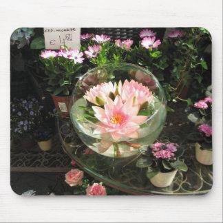 Monet's Lillies Mouse Mat