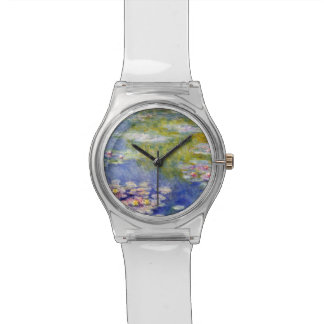 Monet's Water Lilies Watch