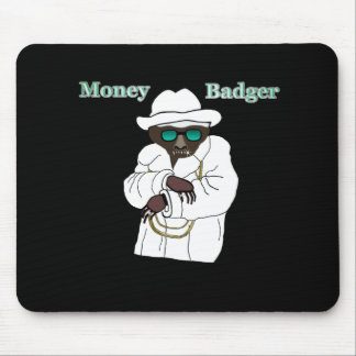 Money Badger Mouse Pad