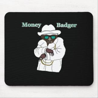 Money Badger Mousepads