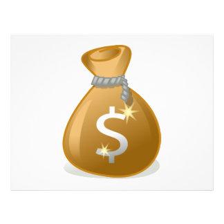 Money bag clipart flyers