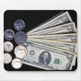 Money Bank Mouse Pad