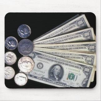 Money Bank Mousepad
