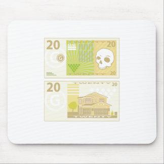 Money Bill Mouse Pad