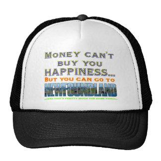 MONEY CAN'T BUY HAPPINESS CAP