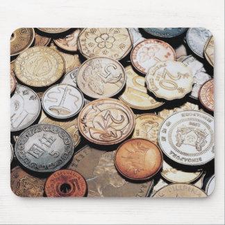 MONEY COIN MOUSEPAD