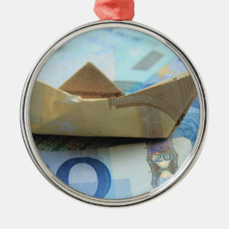 Money grows in trees! christmas ornament
