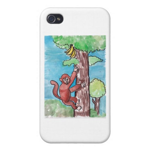 Money in the Tree iPhone 4 Case
