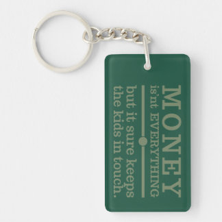 MONEY key chain