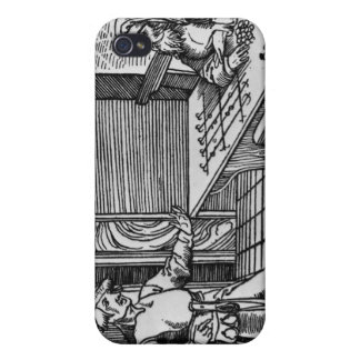 Money Lender, 1531 iPhone 4 Cases