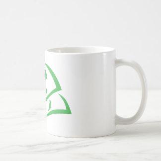 Money-lender Logo in Swish Drawing Style Mugs