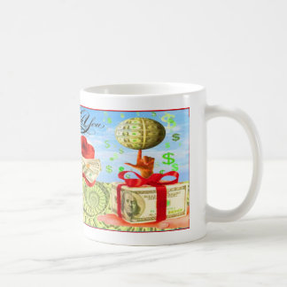 Money Love Story Mug