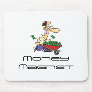 Money Magnet Mouse Pad