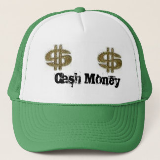 money, money, Cash Money Trucker Hat
