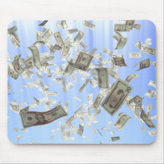 Money Mouse Mat