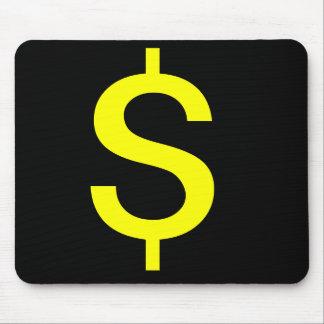 Money Mouse Pad