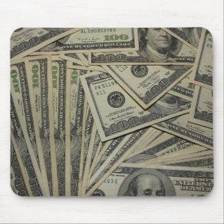 Money Mousemat Mouse Pads