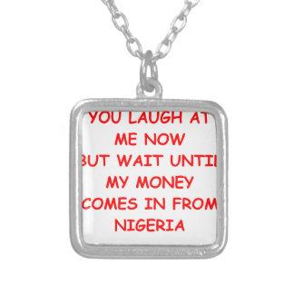 money pendants