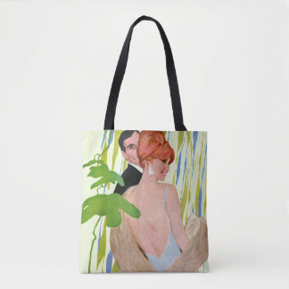 Money On Her Mind Tote Bag