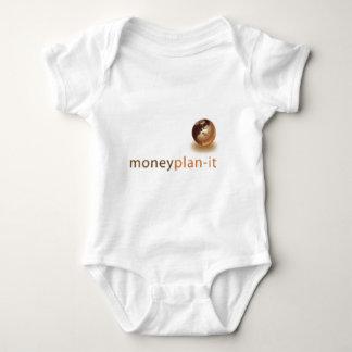 Money Plan-it Baby Bodysuit
