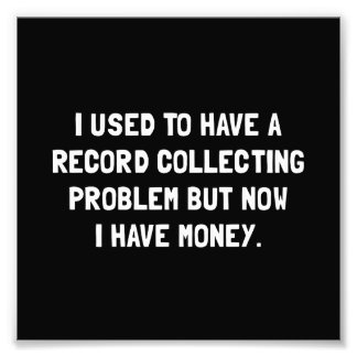 Money Record Collecting Problem Photograph