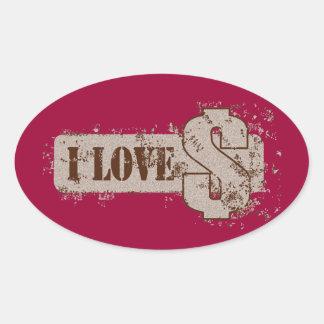 Money - sticker
