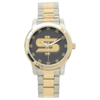 Money Symbol Wrist Watch