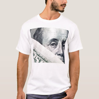 money t-shirt for men
