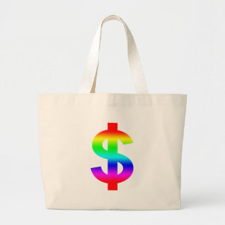 Money US-Dollar Cute Silhouette Anime Bags