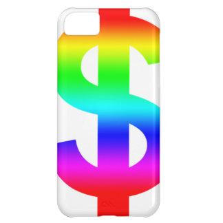 Money US-Dollar Cute Silhouette Anime iPhone 5C Cases
