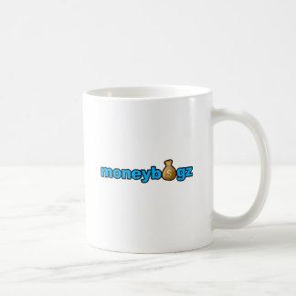 Moneybagz Basic White Mug
