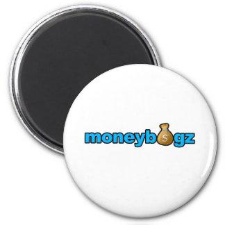 Moneybagz Magnet