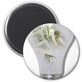 MoneyIdeas082010 6 Cm Round Magnet