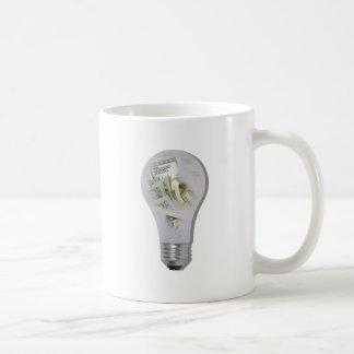 MoneyIdeas082010 Basic White Mug
