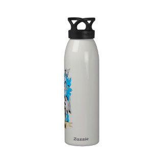 Moneymaker Coat of Arms - Family Crest Reusable Water Bottles