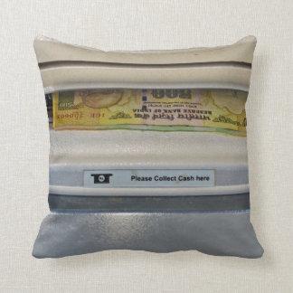 Moneymaker custom pillows