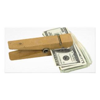 MoneyReminder080209 Photo Card Template
