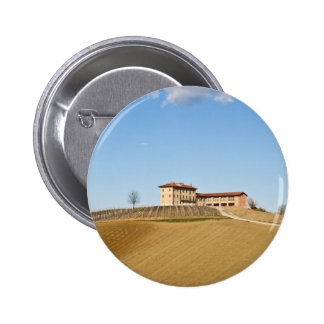 Monferrato under a blue sky pin