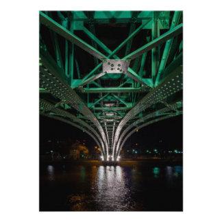 Mong Bridge Ho Chi Minh City Vietnam Announcement