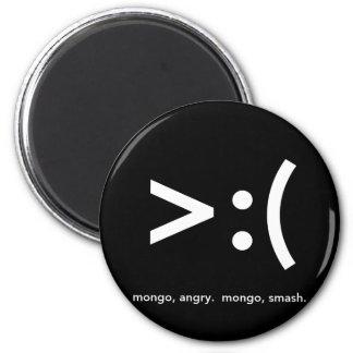 Mongo Angry Mongo Smash Magnet