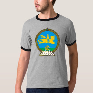 Mongolia Coat of Arms detail T-Shirt