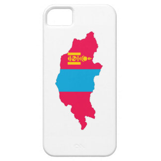 mongolia country flag map shape symbol case for the iPhone 5