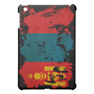 Mongolia Flag iPad Mini Covers